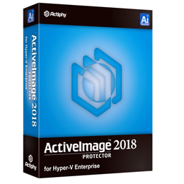 ActiveImage Protector 2018 for Hyper-V Enterprise